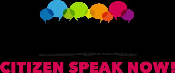 Citizen Speak Now